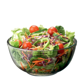 Big Green Salad With Red Wine Vinaigrette Healthy Waltham