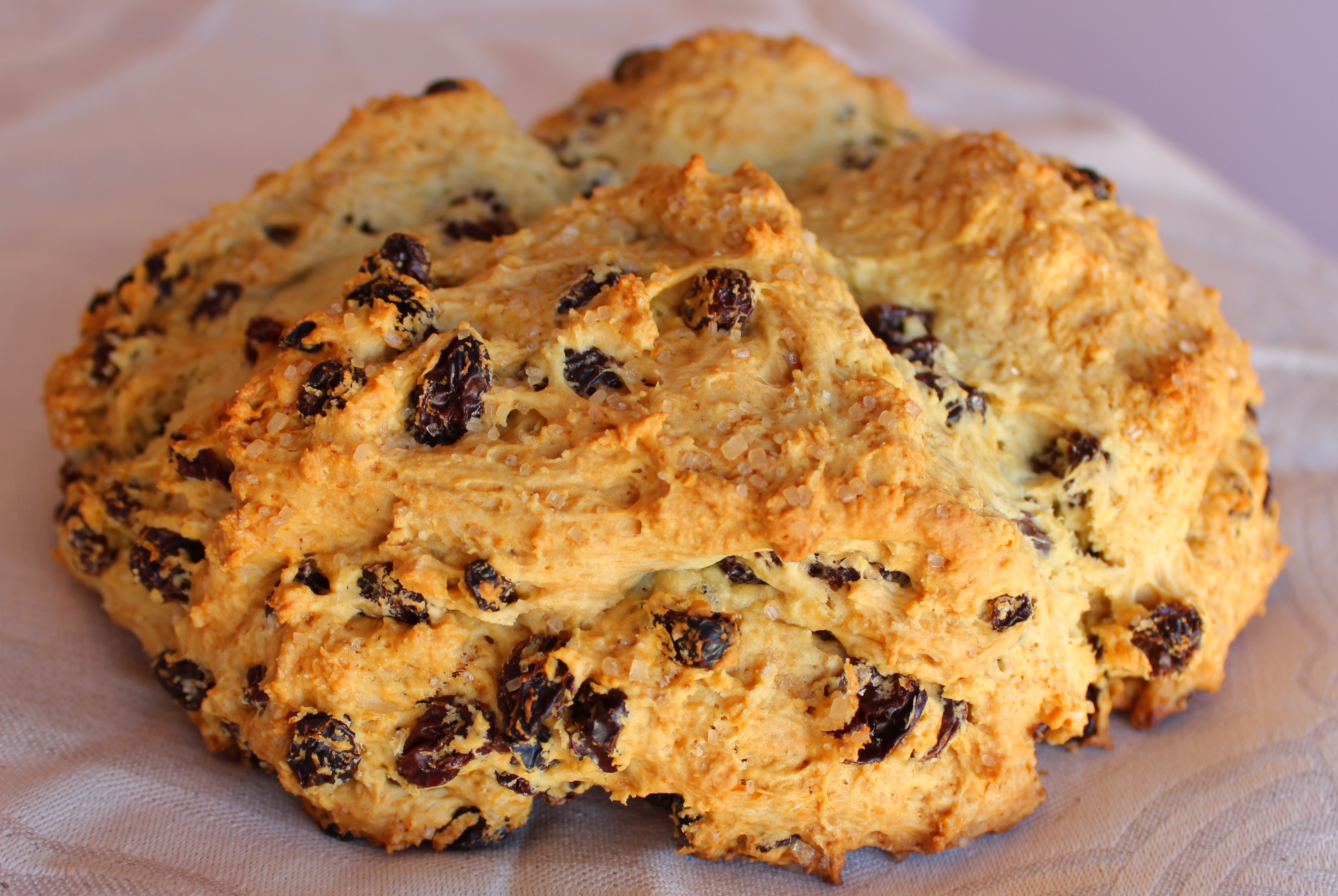 Microwave Irish Soda Bread Rolls : Healthy Waltham